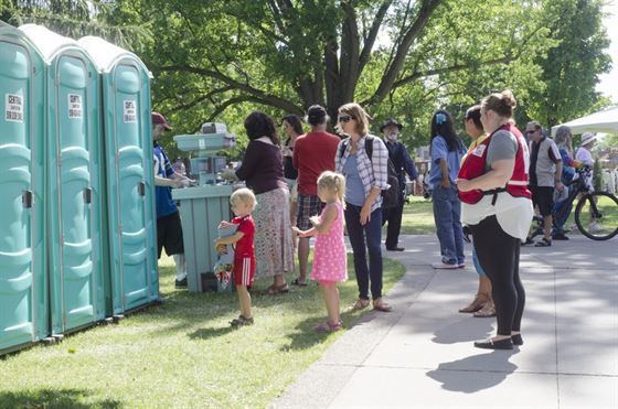 The Benefits of Portable Loos