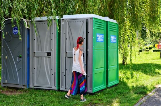 What is Luxury Toilet Hire?