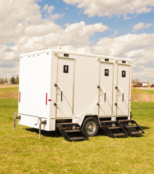 Luxury Portable Toilet Hire: What Do I Need To Know?