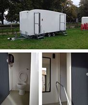 Portable Toilet and Urinal Hire
