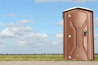 Why hire a portable toilet?