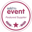 add to event logo