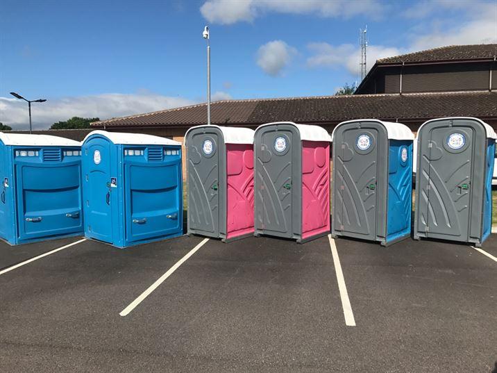 Portable event toilet hire Leicester Nottingham Northampton Warwick